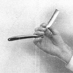 Hur man rakar sig med rakkniv