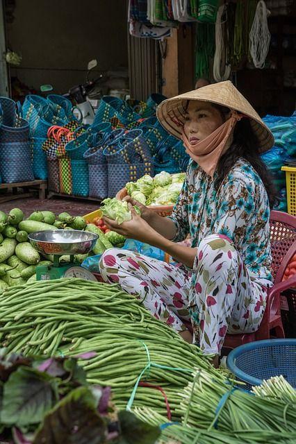 Vietnam marknad